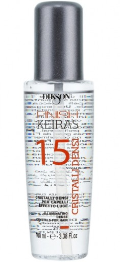 DIKSON Кристаллы плотные, блеск, термозащита / FINISH CRISTALLI DENSI 15 100 мл