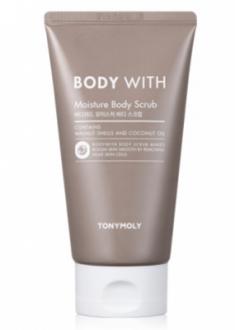 Скраб для тела TONY MOLY Body with moisture body scrub 150 мл