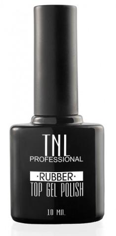 TNL PROFESSIONAL Закрепитель для гель-лака / Rubber 10 мл