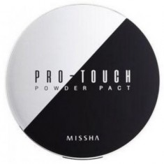 Пудра компактная MISSHA Pro-Touch Powder Pact SPF25/PA++ №21