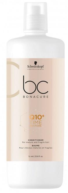 SCHWARZKOPF PROFESSIONAL Кондиционер смягчающий для возрастных волос / BC Q10 Time Restore 1000 мл