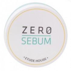 Пудра рассыпчатая матирующая ETUDE HOUSE Zero Sebum Drying Powder