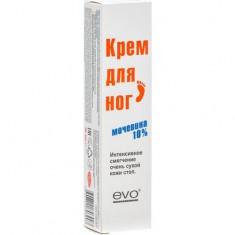Крем для ног с мочевиной Evo
