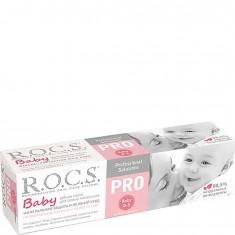 Зубная паста Pro Baby минеральная защита и нежный уход R.O.C.S