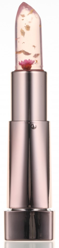 KIMS Помада-бальзам для губ / Flower Lip Glow Crystal Pink 3,3 г