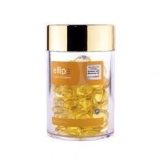 Ellips, Масло для волос Smooth&Shiny, 50x1 мл