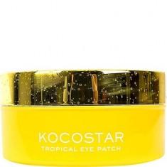 Гидрогелевые патчи для глаз Тропические фрукты Tropicla Eye Patch Mango Jar 60 патчей KOCOSTAR