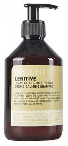 INSIGHT Шампунь смягчающий для раздраженной кожи головы / LENITIVE 400 мл