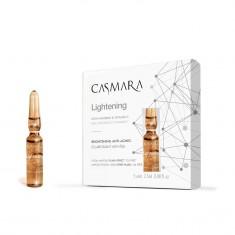 CASMARA Концентрат мгновенного действия для лица Мгновенное свечение 5*2,5 мл