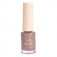 Лак для ногтей The Saem Nail Wear #71 berry mix 7мл