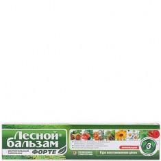 Зубная паста Форте Экспресс ЛЕСНОЙ БАЛЬЗАМ