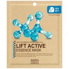 Маска для лица тканевая лифтинг эффект Mijin LIFT ACTIVE ESSENCE MASK 25гр