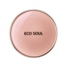 Пудра для лица увлажняющая THE SAEM Eco Soul True Moisture Pact 23 Natural Beige 11гр