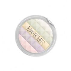 Makeover, brighting finishing powder, пудра-хайлайтер, porcelain pearl, 14 г