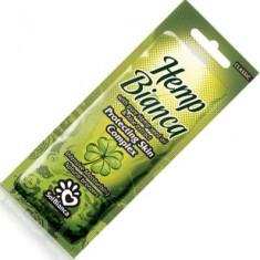 Sol bianca hemp bianca крем для загара с маслом конопли и алоэ (2*bronzer) 15 мл.