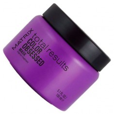 Matrix total results color obsessed маска для окрашенных волос с антиоксидантами, 150 мл