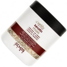 Echos line keratin маска с маслом аргании и кератином 1000мл. восстанавливающая ECHOSLINE