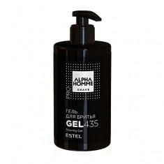 гель для бритья estel alpha homme 435мл Estel Professional