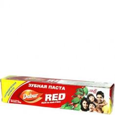 Зубная паста аюрведическая Красная Dabur