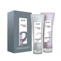OLLIN, Комплекс Perfect Hair Oxymoron Biosilk, 2х250 мл OLLIN PROFESSIONAL