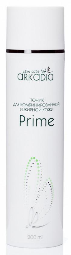 ARKADIA Тоник для жирной и комбинированной кожи / Prime 200 мл