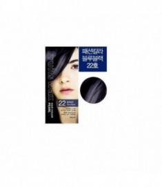 Краска для волос на фруктовой основе Welcos Fruits Wax Pearl Hair Color #22 60мл*60гр