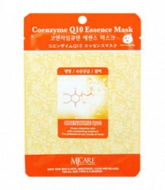 Маска тканевая коэнзим MJ Care Coenzyme Q10 Essence Mask 23гр Mijin