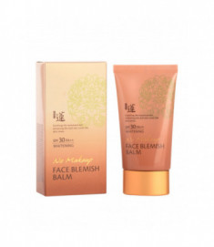 ВВ-крем Welcos Lotus No Make-Up Blemish Balm 50мл