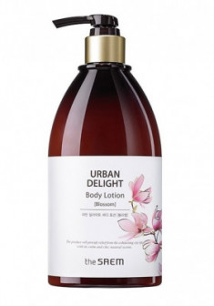 Лосьон для тела THE SAEM URBAN DELIGHT Body Lotion [Blossom] 400мл
