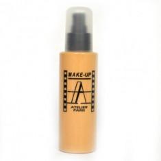 Тон-флюид водостойкий Make-Up Atelier Paris 3Y FLMW3Y натуральный золотистый 100 мл
