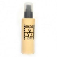 Тон-флюид водостойкий Make-Up Atelier Paris 1Y FLMW1Y бледно-золотистый 100 мл