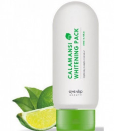 Маска для лица осветляющая витаминная Eyenlip CALAMANSI WHITENING PACK 200мл