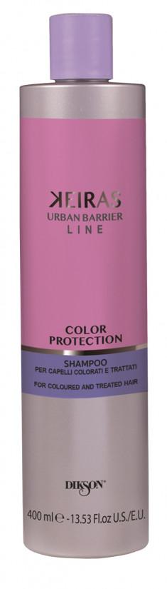 DIKSON Шампунь для окрашенных волос / KEIRAS SHAMPOO FOR COLOURED AND TREATED HAIR 400 мл