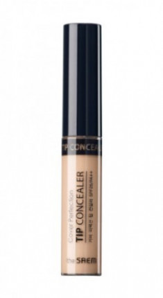Консилер THE SAEM Cover Perfection Tip Concealer 1.5 Medium Beige 6,5г