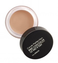 Консилер-корректор THE SAEM Cover Perfection Pot Concealer 01 Clear Beige 4г
