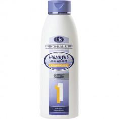 Шампунь-кондиционер Профессиональная линия № 1 с экстрактом ромашки для всех типов волос IRIS