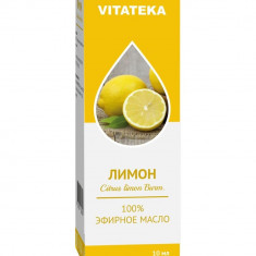 Витатека Масло Лимон эфирное 10мл Vitateka