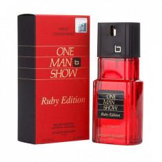 BOGART ONE MAN SHOW Ruby Edition Туалетная вода мужская 100мл