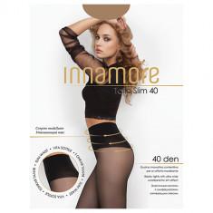 Колготки женские INNAMORE TALIA SLIM 40 den тон Daino р-р 2