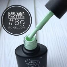 Haruyama, Гель-лак «Пастель» №089