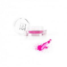 Рассыпчатые перламутровые тени Make-Up Atelier Paris PP06 фуксия