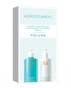 MOROCCANOIL Набор Объем для волос, в боксе (шампунь 500 мл, кондиционер 500 мл) VOLUME
