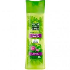 Чистая Линия Шампунь для всех типов волос Против перхоти 400мл