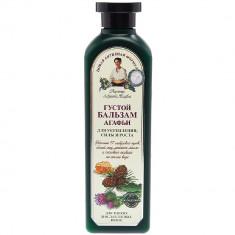 Рецепты Бабушки Агафьи Бальзам для волос густой Укрепление,сила и рост 350мл
