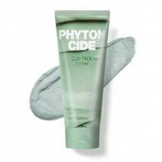 маска-пенка для лица глиняная a'pieu phytoncide clay pack to foam