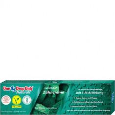 Зубная паста Naturals с био-мятой + алоэ вера ONEDROPONLY