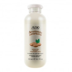 STUDIO PROFESSIONAL Шампунь для всех типов волос Молочко миндального ореха / Aromatic Symphony 350 мл Kapous