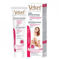 Velvet Крем для депиляции 8в1 для гиперчувствительной кожи 125мл
