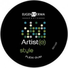 Eugene Perma Artiste Style Flexi Gum - Паста мягкая для моделирования причесок, 75 г