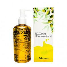 Elizavecca, Гидрофильное масло Natural 90% Olive, 300 мл